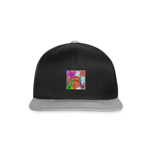 Doodle brd - Snapback Cap