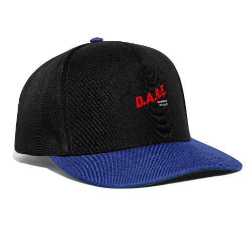 Dare shirt Serena Williams' Husband - Casquette snapback