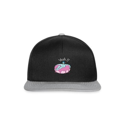 Donut man - Snapback Cap