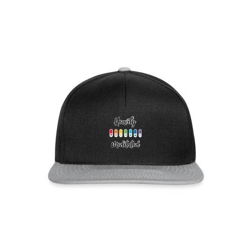Heavily meditated - Snapback-caps