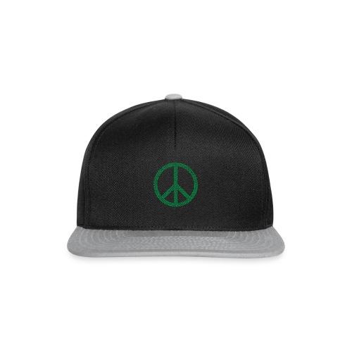 Marijuana Peace - Snapback Cap