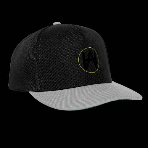 Hombre Alpha Logo Gold - Gorra Snapback