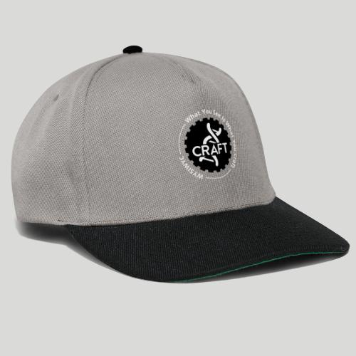 WYSIWYC - What You See Is What You Craft - Snapback Cap