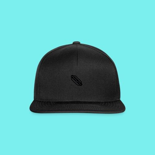 Hotdog logo - Snapback Cap