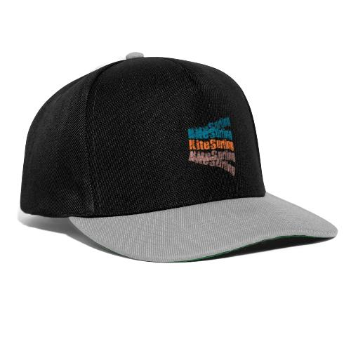 Kiteboard | Zensitivity beach - Snapback cap
