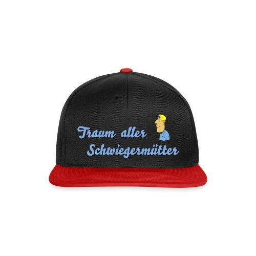 Traum aller Schwiegermütter - Snapback Cap