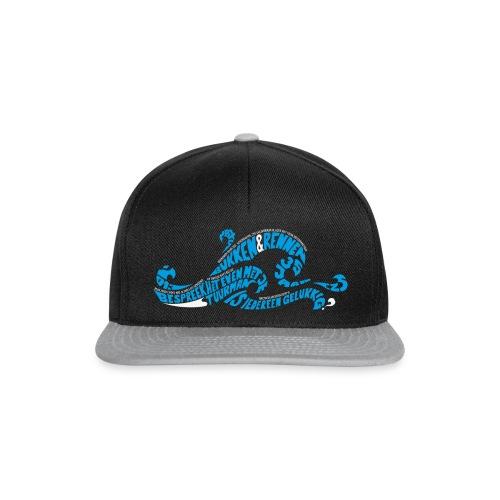 EZS T shirt 2013 Front - Snapback cap