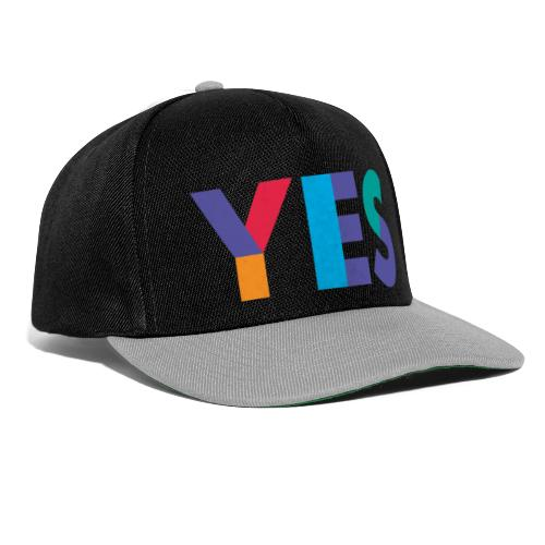 YES Scotland Logo Shirt - Snapback Cap