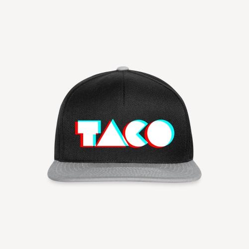 Taco Logo NoBG png - Snapback cap