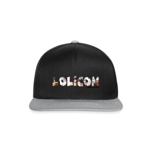 lolicon ready for jail - Casquette snapback