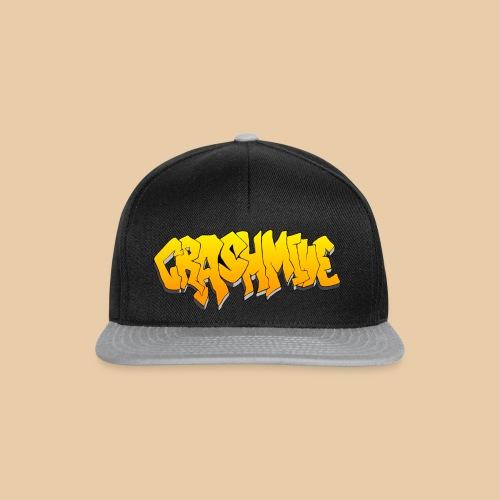 CrashMine net Gold - Snapback Cap