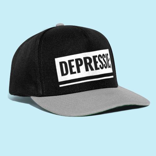 Depressie; - Casquette snapback