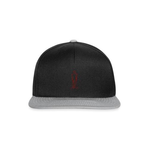 badge2 - Snapback Cap
