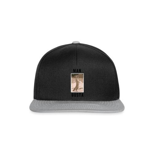 Man-Gusta - Snapback Cap