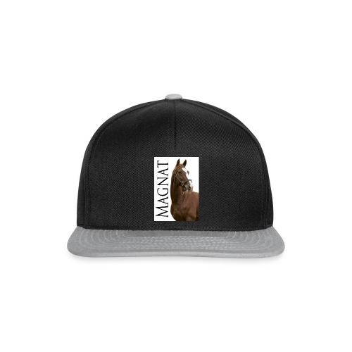 Magnat fanipaita miesten valkoinen - Snapback Cap