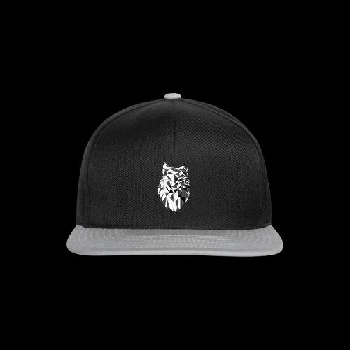 Polygoon wolf - Snapback cap