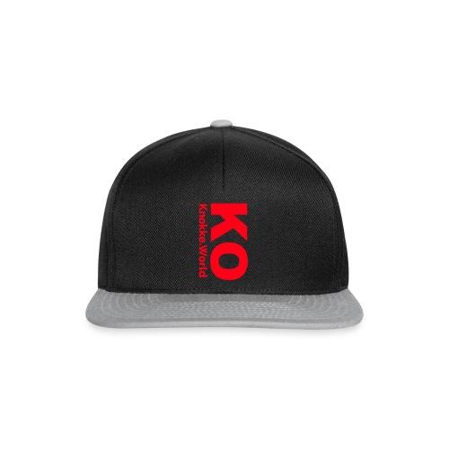 Knokke Mok - Snapback cap