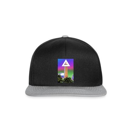 SIXTH DIEMENSION MONUMENT - Snapback Cap
