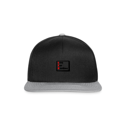Simpler Design - Snapback Cap