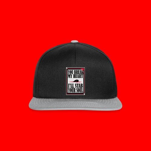 HeartBreaker - Snapback Cap