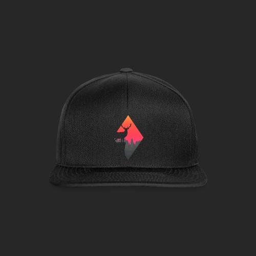 Sunset Deer - Snapback Cap