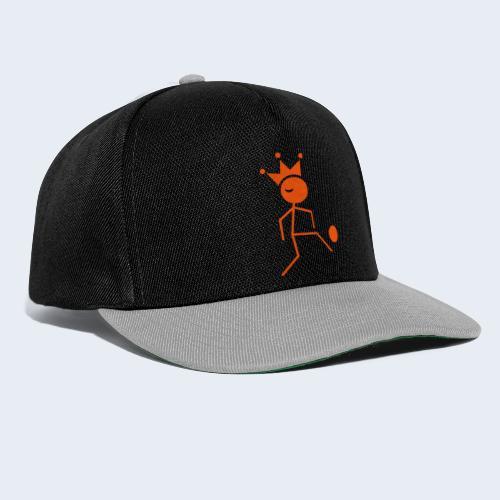 Voetbalkoning - Snapback cap