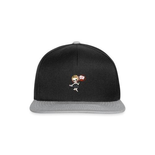 LuuvaSalt - Snapback Cap