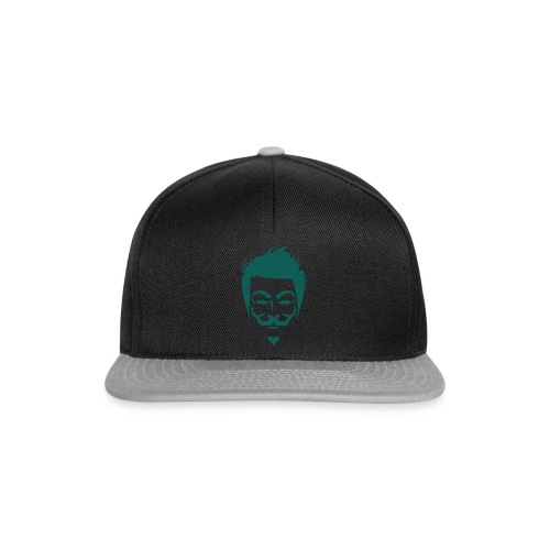 Anonymous Hipster - Casquette snapback