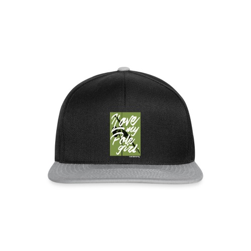 Army Girlcrush Green - Snapback Cap