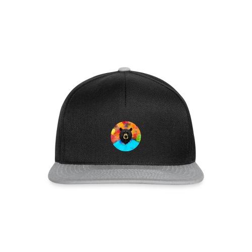 Bear Necessities - Snapback Cap