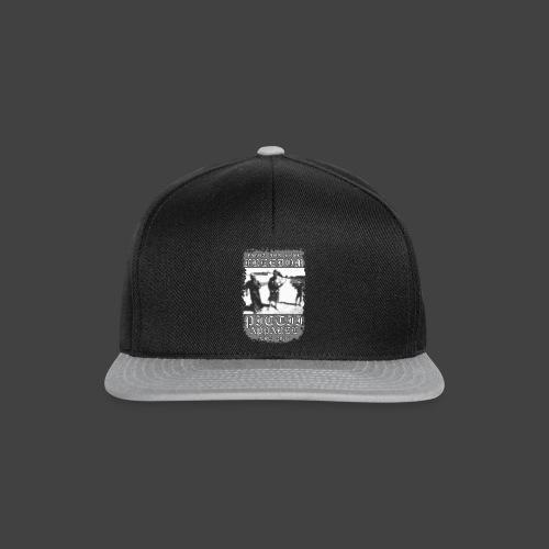 PICTFREE1 - BW - Snapback Cap