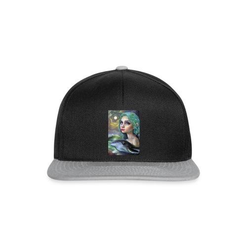 Whale Guardian - Snapback Cap