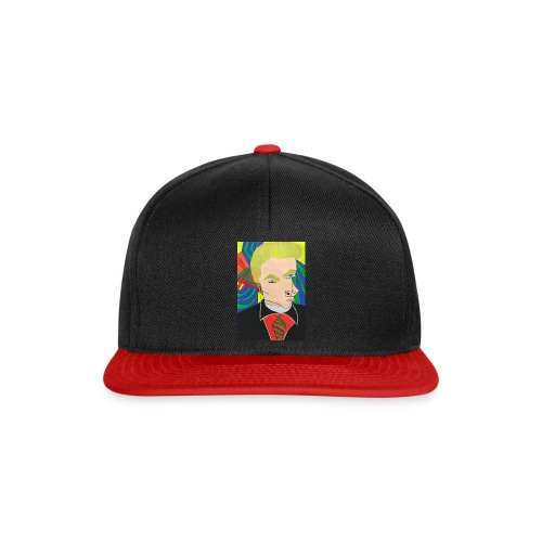 Businessman Leonardo - Snapback Cap