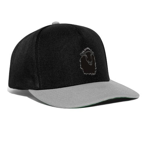 Schwarzes Schaf Logo - Snapback Cap