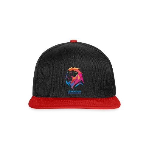 Löwenstadt Design 7 - Snapback Cap