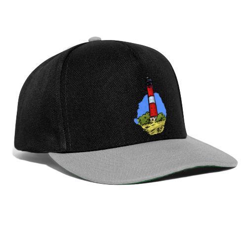 Leuchtturm Hörnum Sylt - Snapback Cap