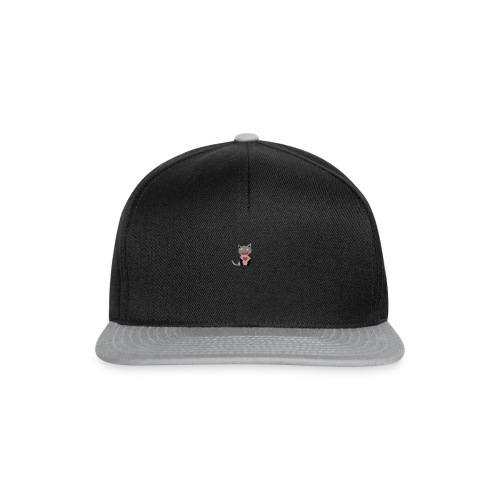 chat robot - Casquette snapback