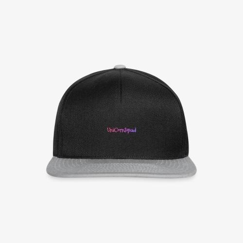unicorn squad - Snapback Cap