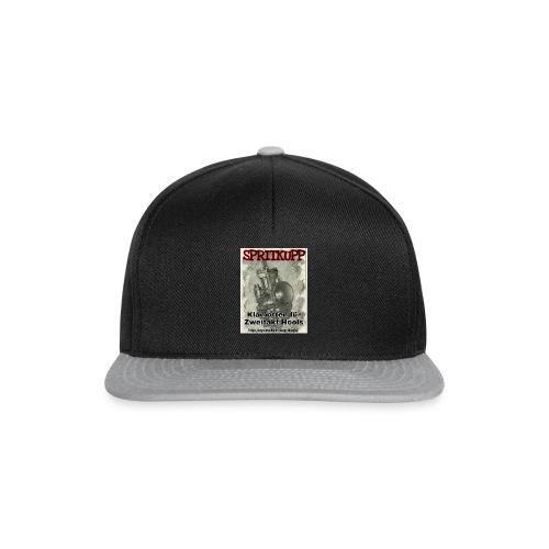 Spritkupp klamotten - Snapback Cap