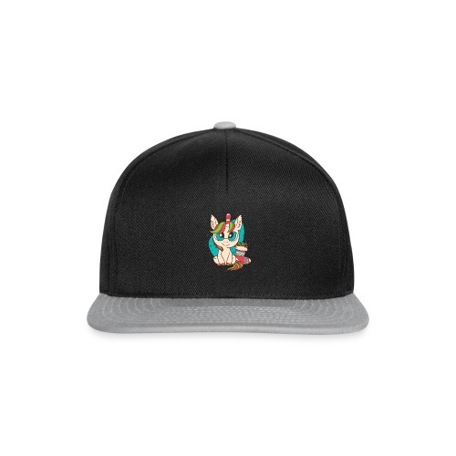 Unicorn Christmas - Snapback Cap