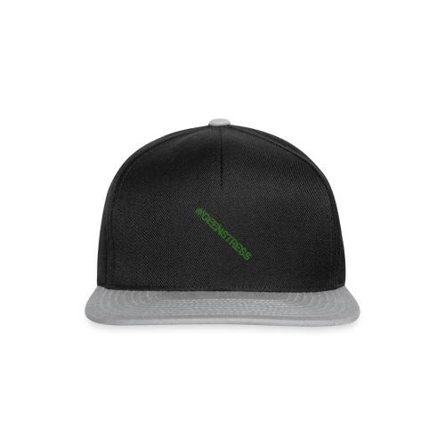 geen stress gif - Snapback cap
