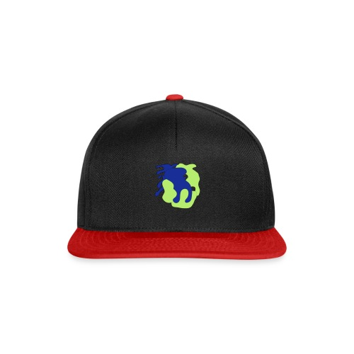 Macchie_di_colore-ai - Snapback Cap