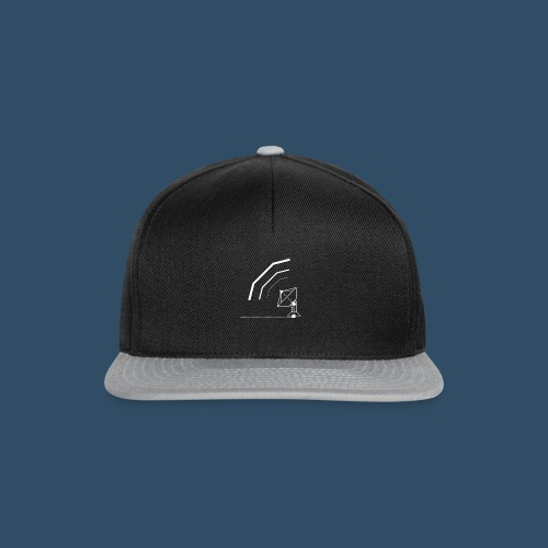Calling All Broadcasts Satellite Dish - Snapback Cap