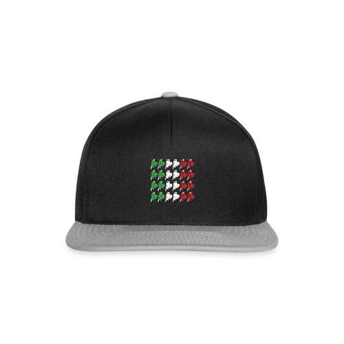 Italian_flag-png - Snapback Cap