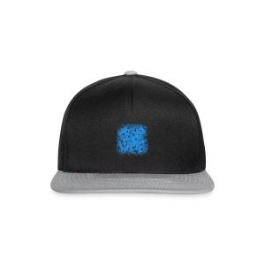blaue wolke - Snapback Cap