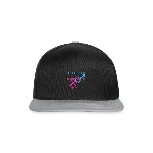 Sex and more up to - Snapback Cap