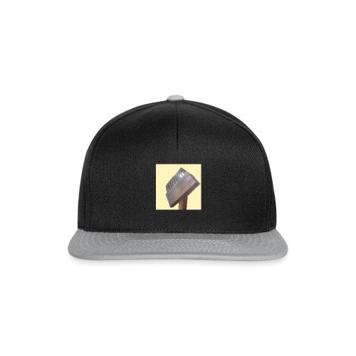 Klausens Unkrautbürste - Snapback Cap