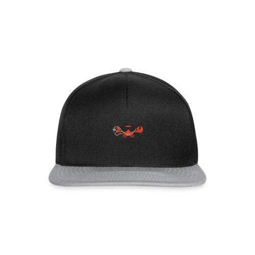 Vrouwen T-shirt Digitallobster - Snapback cap