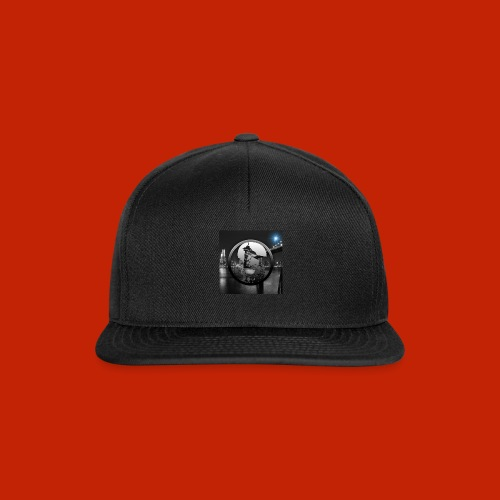 logodeksel - Snapback-caps