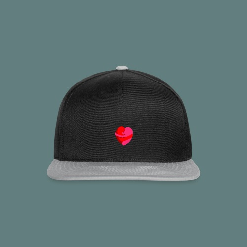 hearts hug - Snapback Cap